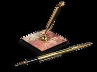 """Подставка из яшмы """"Ручка на подставке""""   - Купить в Казахстане"""