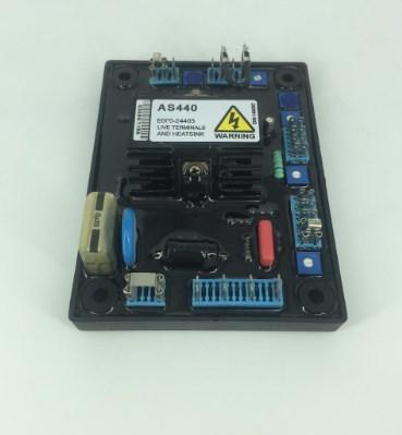 AVR для 25KVA 30KVA генератор схема автоматический регулятор напряжения AS440, фото 2
