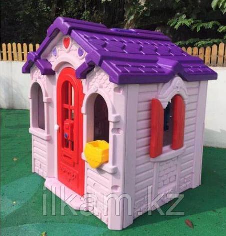 Домик детский пластиковый, фото 2
