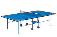 Всепогодный теннисный стол Start Line Game Outdoor 2 с сеткой, фото 1