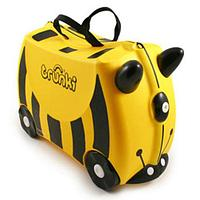 "Каталка-чемодан Trunki ""Bernard Bumble Bee"""