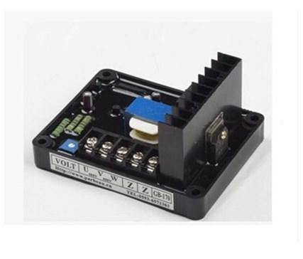Щетки генератора типа AVR схема GB-170 три Phaser
