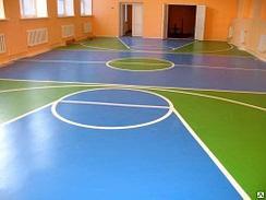 Спортивный линолеум, Forbo