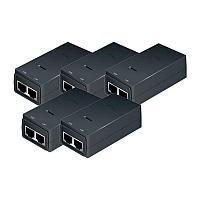 PoE адаптер Ubiquiti POE-24-24W Gigabit 1 A 5-pack, фото 1