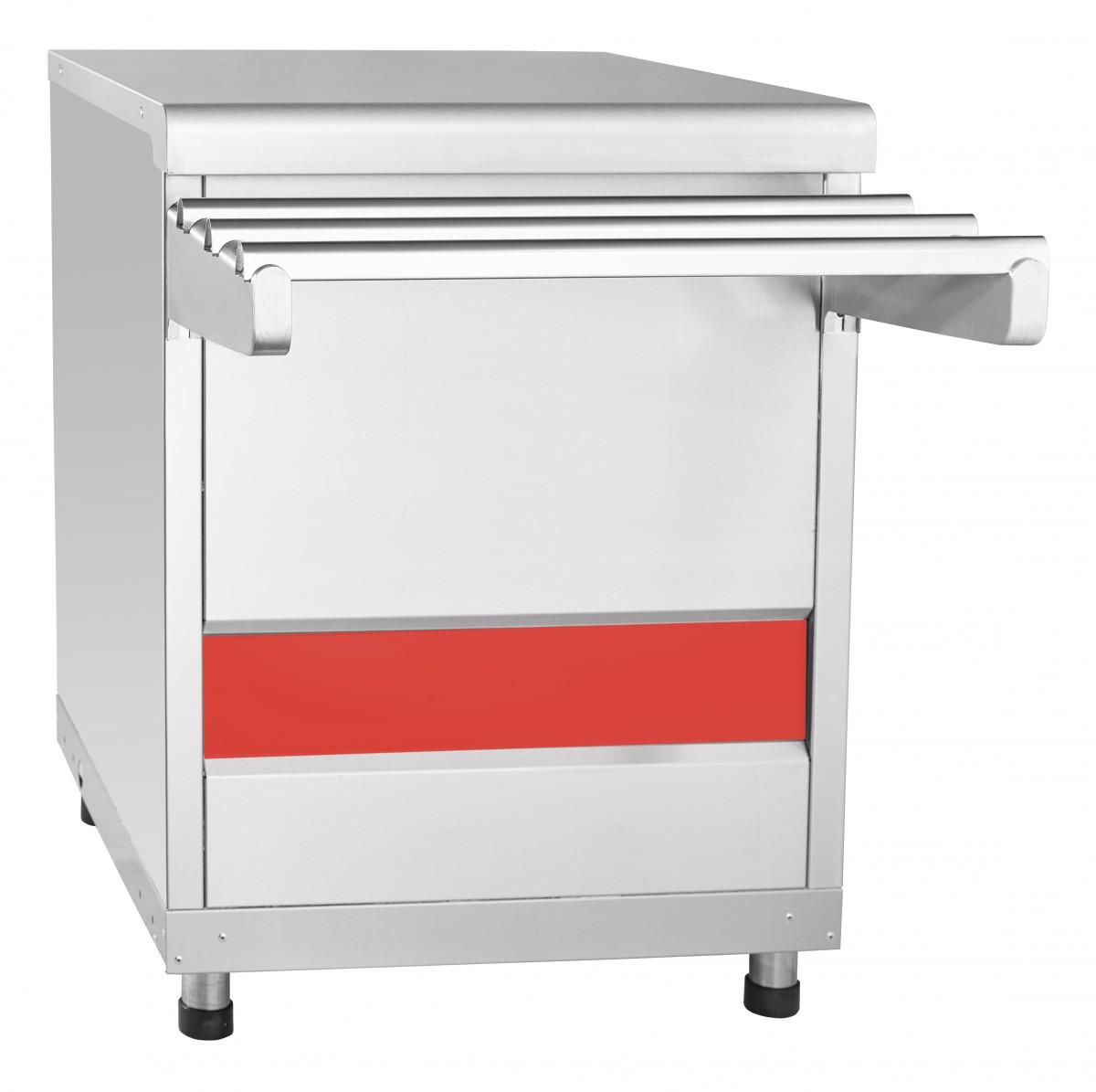 Модуль нейтральный МН-70КМ нейтральный стол (Линии раздачи для столовых)