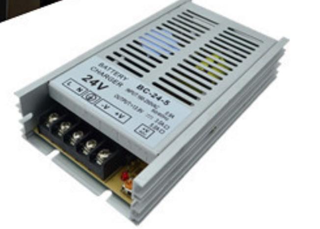 Генератор двигателя зарядное устройство BC245 24 В 5A, фото 2