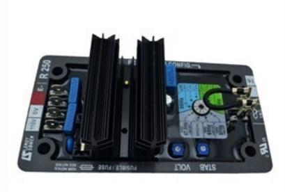 Автоматический регулятор напряжения модуль AVR R250 генератора
