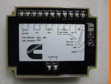 Электронный регулятор скорости 3062322 для генератора, фото 2