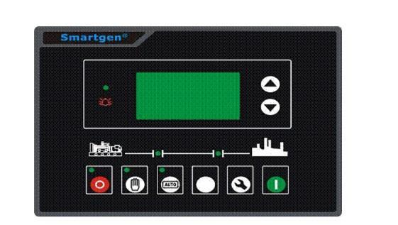 Генераторной установки контроллера HGM6120K