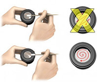 Чистка оптики микроскопа