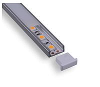 Профиль алюминиевый для ленты C007, фото 1