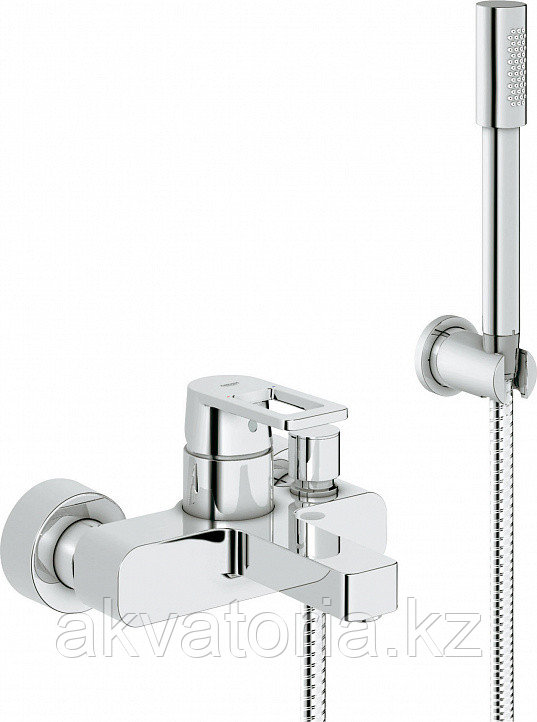32639000 Quadra OHM exp/ bath mixer