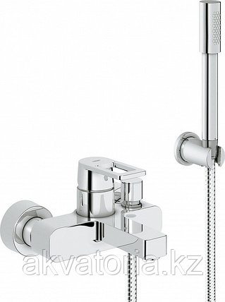 32639000 Quadra OHM exp/ bath mixer, фото 2