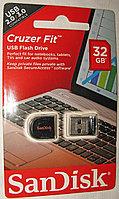 USB флеш накопитель 32 Гб Cruzer Fit SanDisk, фото 2