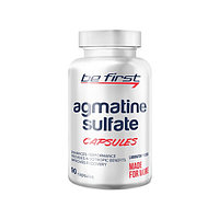 Сульфат агматина Be First - Agmatine Sulfate Capsules, 90 капсул