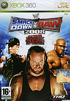 WWE Smack Down vs. Raw 2008 (Fighting)