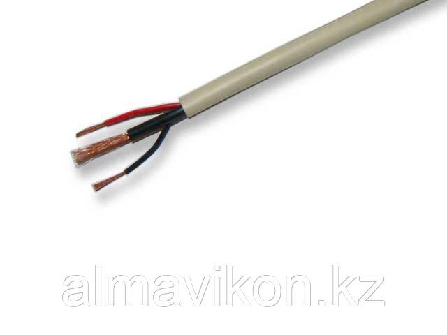 SYV 75-3 Коаксиальный кабель с двумя жилами питания