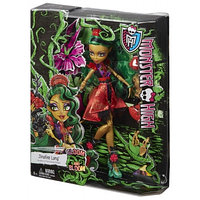 Кукла Монстер Хай Джинафаэр Лонг, Monster high Gloom and Bloom Jinafire Long