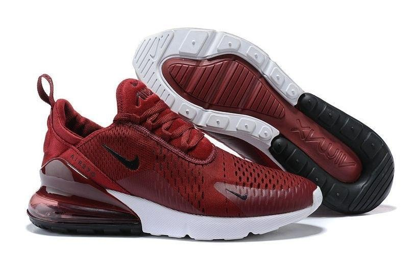 Кроссовки Nike Air Max 270 Whine Red