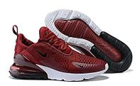 Кроссовки Nike Air Max 270 Whine Red, фото 1