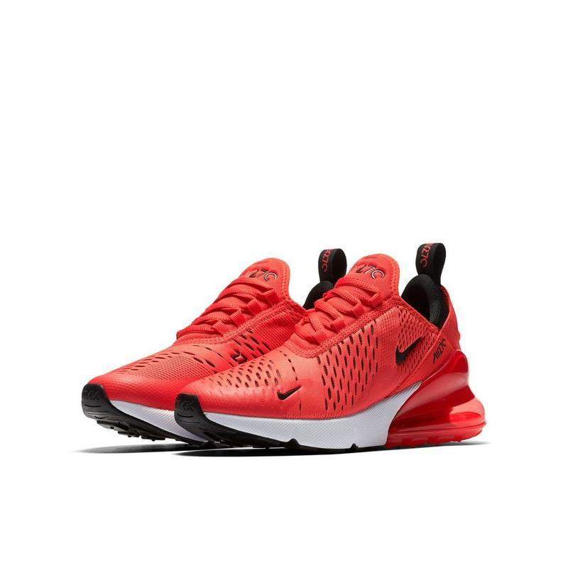 Кроссовки Nike Air Max 270 Habanero Red