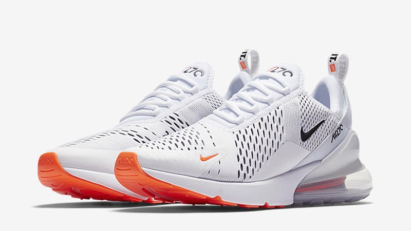 Кроссовки Nike Air Max 270 Just Do It Pack White