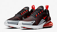 Кроссовки Nike Air Max 270 Black Crimson, фото 1