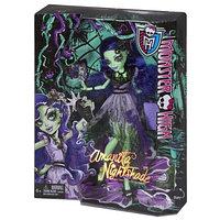 Кукла Монстер Хай Аманита Найтшейд, Monster high Gloom and Bloom Amanita Nightshade