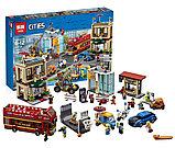"Конструктор аналог LEGO City 60200 ""Столица"" LEPIN 02114 (1356 деталей), фото 4"