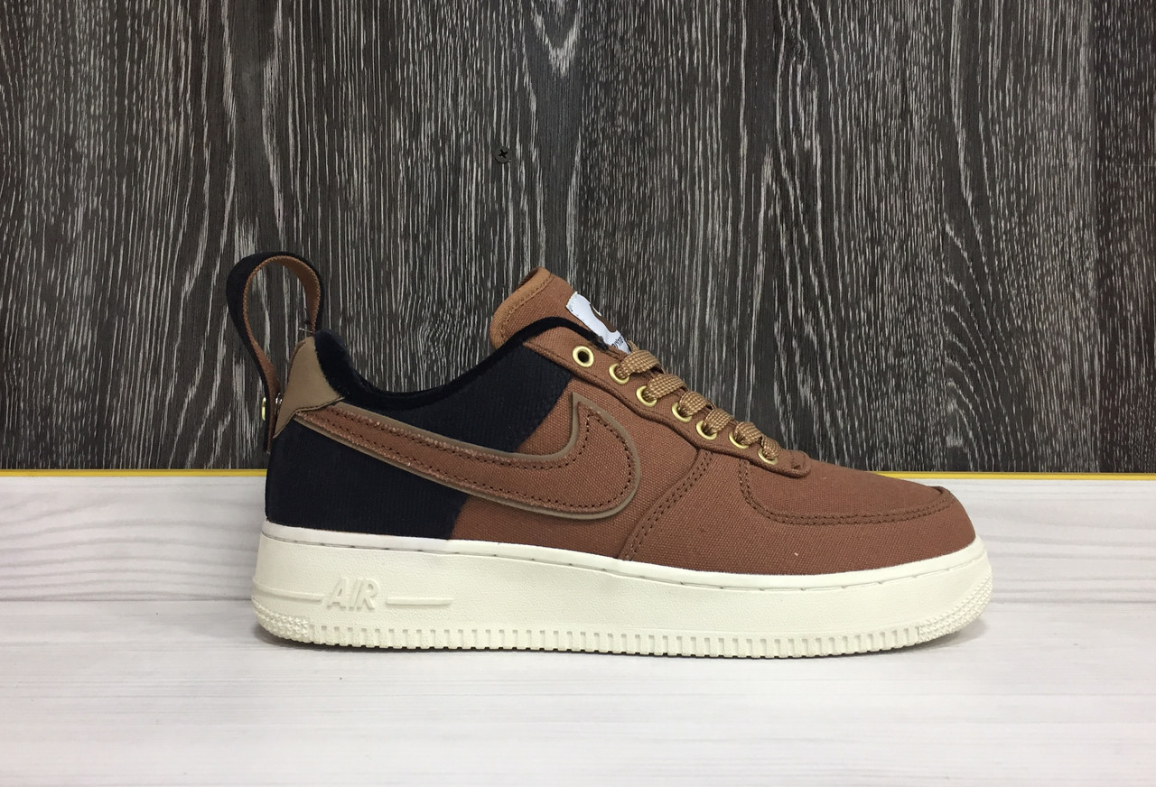 Кроссовки Nike x Carhartt WIP Air Force 1