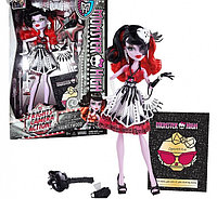 Кукла Monster High Frights, Camera, Action! Operetta. Монстер Хай Оперетта