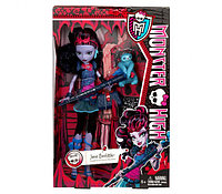 Кукла Monster High JANE BOOLITTLE