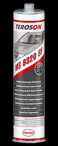 Teroson-MS 9320 Grey, 6in1, Клей-герметик распыляемый, серый