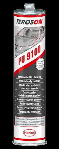 Teroson PU 9100 White, Шовный клей-герметик, белый