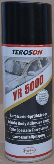 Teroson VR 5000 / Body Adhesive Spray, Клей контактный- спрей на основе полиуретана