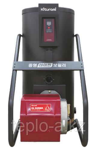 Напольный газовый котел средней мощности Kiturami KSG 200R (1000кв.м-2000кв.м)