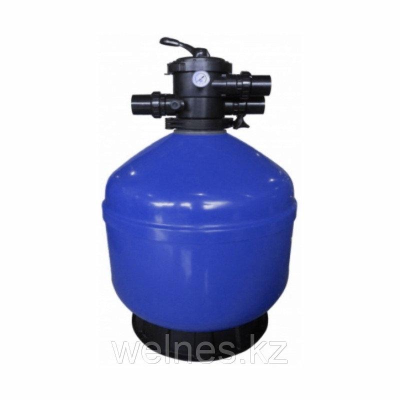 Песочный фильтр для бассейна V400 (шпульной навивки), 7,4 куб.м./час
