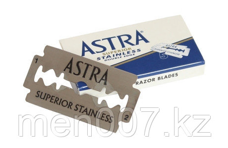 Astra Superior Stainless (лезвия 5 штук)