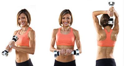 Вибро-гантель Shake Weight для женщин с DVD, фото 2