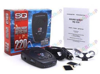 Антирадар / Радар-детектор Sound Quest 220