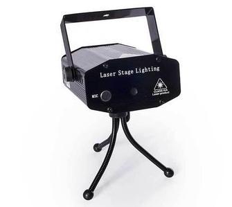 Проектор лазерный для цветомузыки Laser Stage Lighting 106G