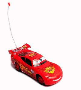 Машинка на радиоуправлении «Тачки» Cars Lightning McQueen