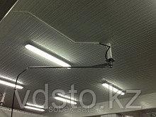Консоль потолочная из нержавеющей стали WD 103