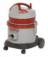 Профессиональный пылеводосос для автомойки TOPPER VT215 Plast
