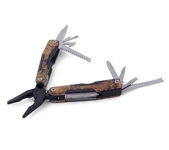 Мультитул нож-пассатижи складной
