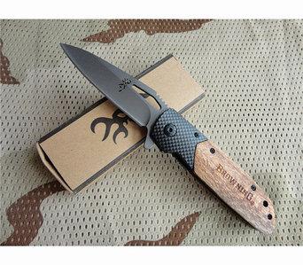 Нож складной полуавтоматический Browning X28
