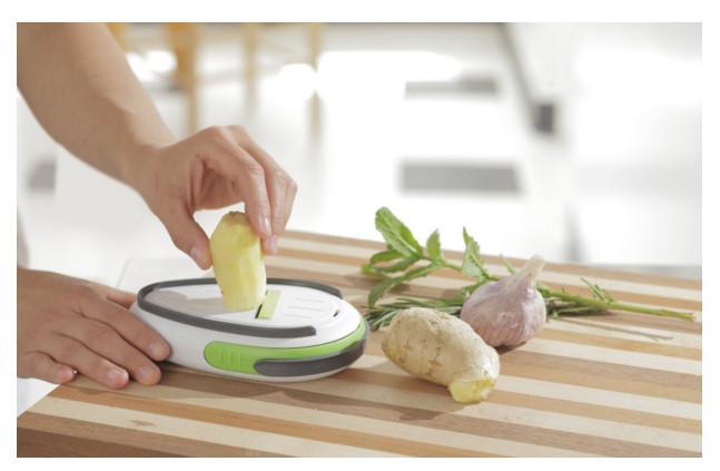Кухонный инструмент тёрка Smith`s KitchenIQ™ Grate Ginger Tool, Цвет: Разноцветный, Упаковка: Розничная