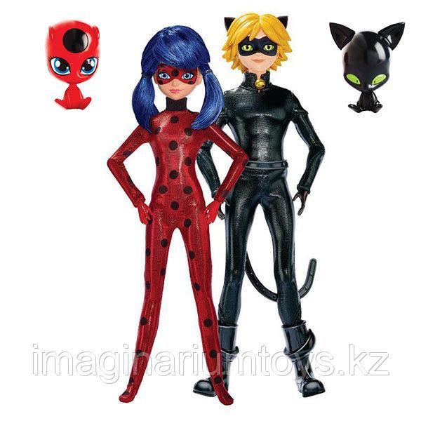Куклы Леди Баг и Супер Кот 26 см набор
