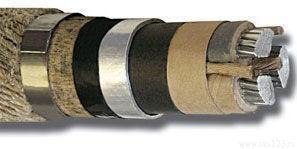 Кабель силовой бронированный АСБ 3х185, Жила: Многопроволочная, Кол-во жил: 3, Материал жилы: Алюминий, Тип из