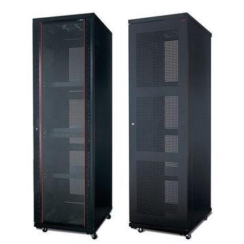 """Шкаф серверный напольный разборный SHIP 124 601.8047.24.100, Вместимость: 47Ux19"""", Глубина: 1000мм, Нагрузка ("""